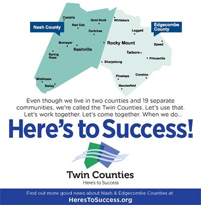 Twin Counties Ad