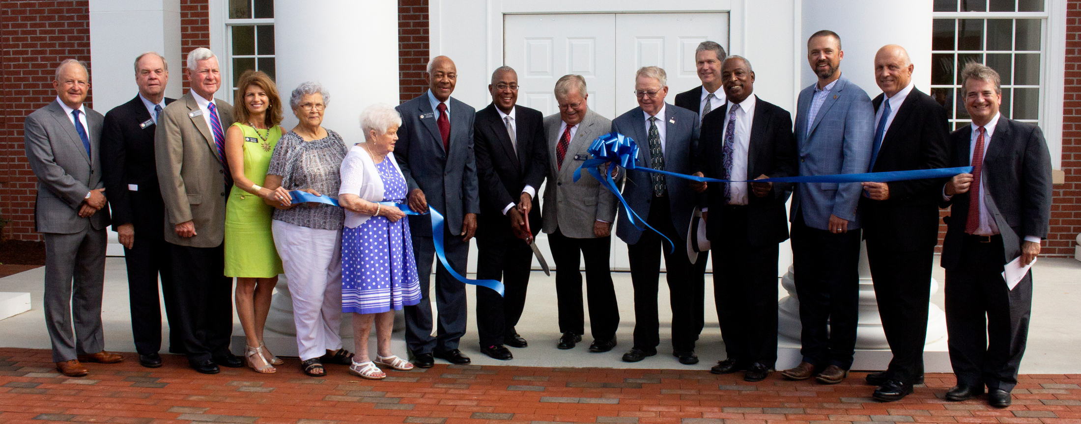 Ribbon Cut